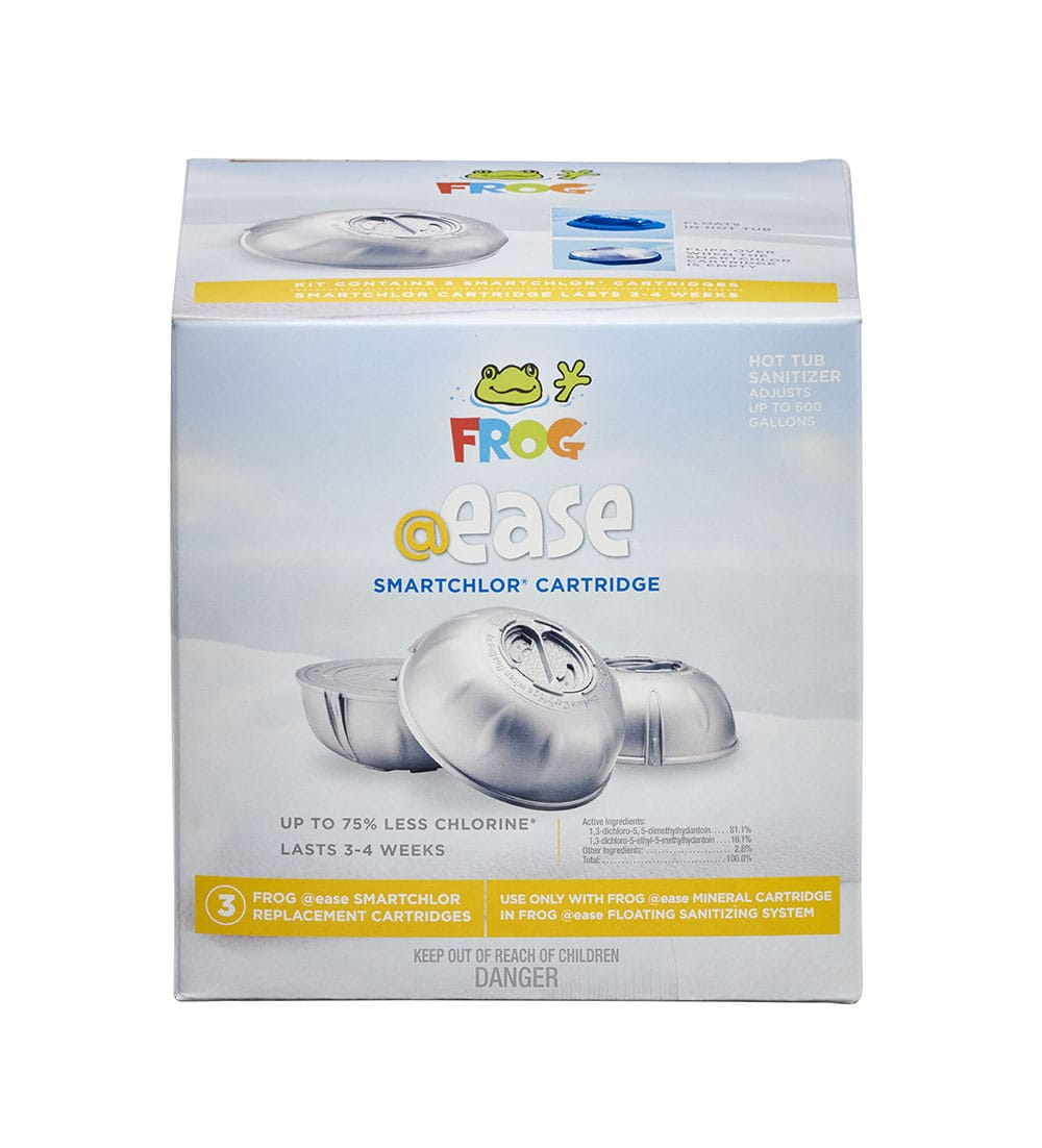 FROG @ease® SmartChlor Cartridge 3 Pack - 01-14-325 - Frog Systems